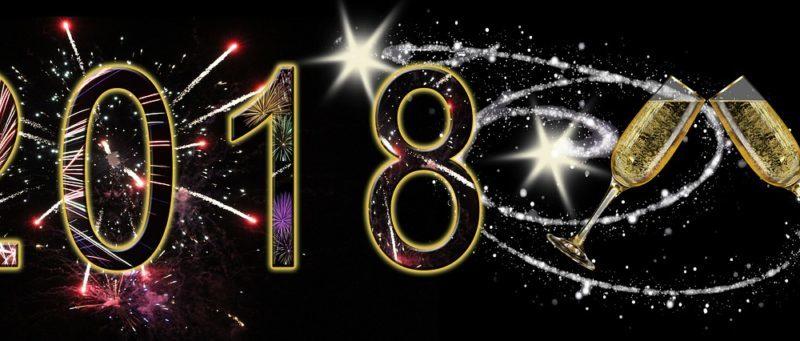 Nouvelle année 2018