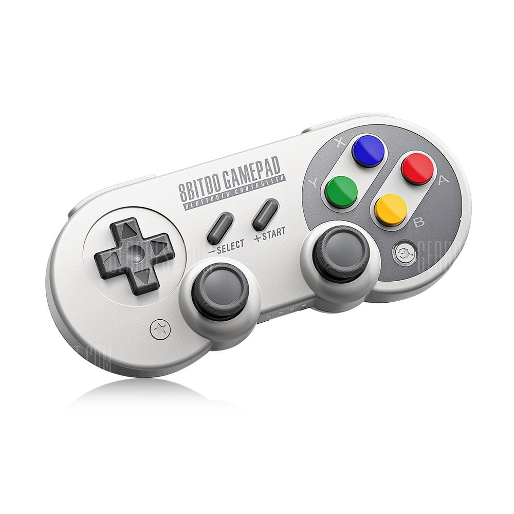 8Bitdo SF30 Pro Wireless Bluetooth Controller 1