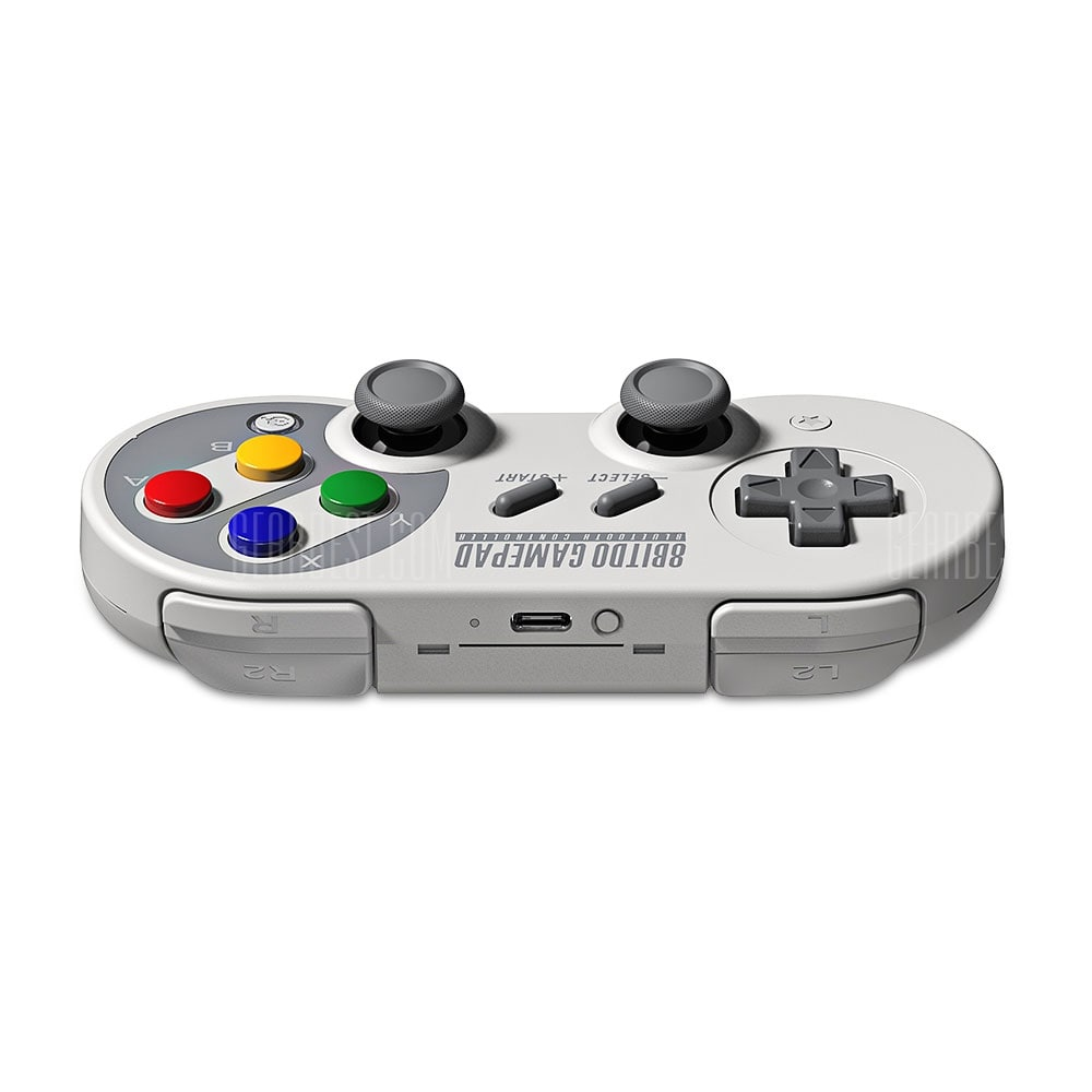 8Bitdo SF30 Pro Wireless Bluetooth Controller 4