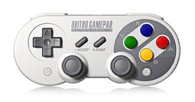 8Bitdo SF30 Pro manette de jeu sans fil Bluetooth