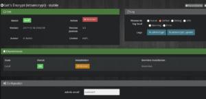 Configuration Lets Encrypt 300x144 - [TUTORIEL] Sécuriser Jeedom avec Let's Encrypt