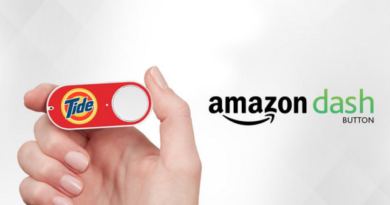 Dash Boutton Amazon Logo