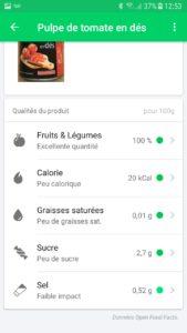 Screenshot 20180105 125306 169x300 - Yuka vous apprend à mieux manger