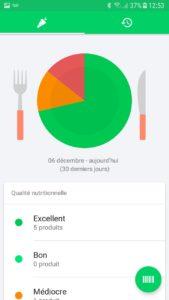 Screenshot 20180105 125336 169x300 - Yuka vous apprend à mieux manger