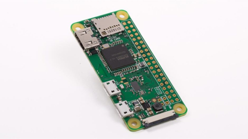 raspberry pi zero w 939x528 - Présentation du Raspberry Pi Zéro W