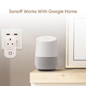 Sonoff Google Home logo 300x300 - Sonoff et Google Home, contrôler votre maison à la voix