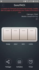 Sonoff module1 169x300 - Sonoff et Google Home, contrôler votre maison à la voix