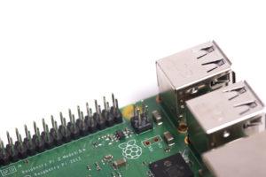 Raspberry Pi 3 B+ Lan