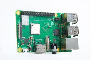Raspberry Pi 3 B+ Prez