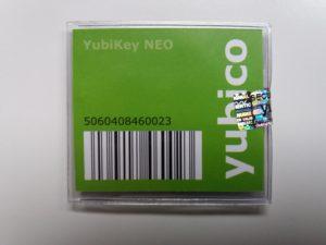 Yubikey NEO prez 3