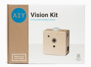 AIY Projects Vision