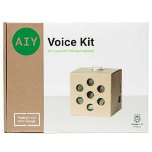 AIY Projects Voice 300x300 - Google met à jour ses AIY Projects