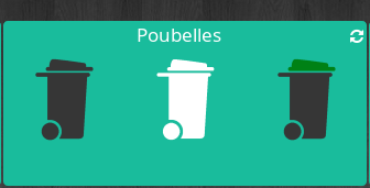 Poubelle Dashboard