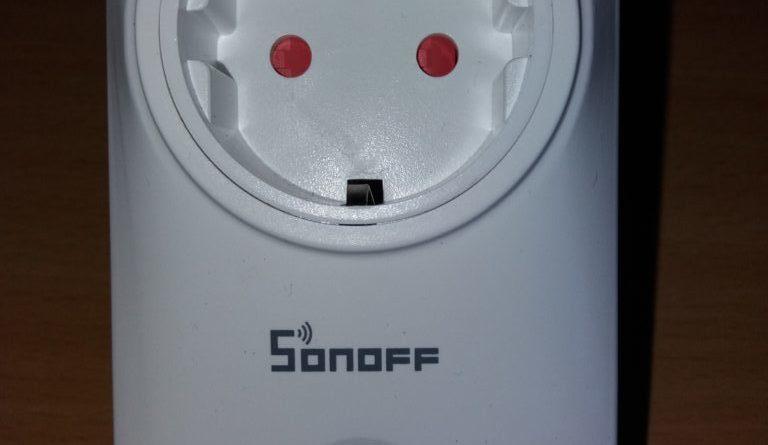 Sonoff S20 1