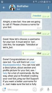 Telegram smart 3