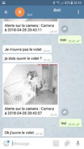 Telegram smart 6