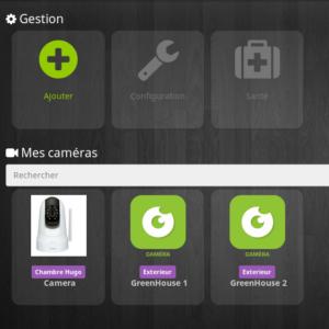 Camera ajout 300x300 - [TUTORIEL] Associer caméra IP DIY et Jeedom