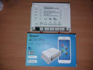 Sonoff 4CH Pro 4