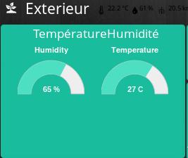 wemos2 - Fabriquer son capteur de température humidité connecté