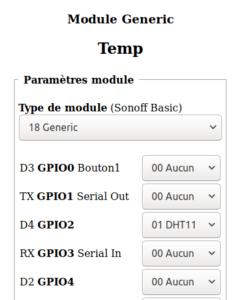 wemos5 241x300 - Fabriquer son capteur de température humidité connecté