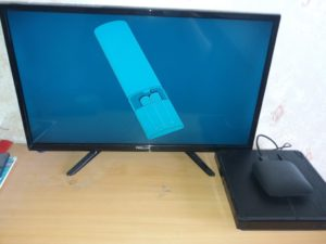 Mi Box Install 2 300x225 - Présentation de la Mi Box de Xiaomi