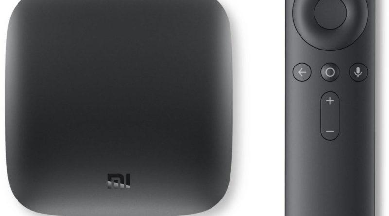 Mi Box de Xiaomi Logo
