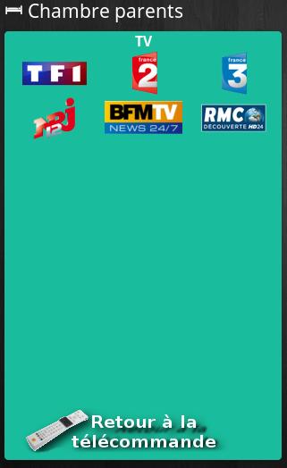 Orange Tv widget2 - [TUTORIEL] Piloter le décodeur Orange TV avec Jeedom