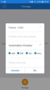Sonof S20 share 2 169x300 - Piloter le Sonoff S20 avec l'application eWeLink