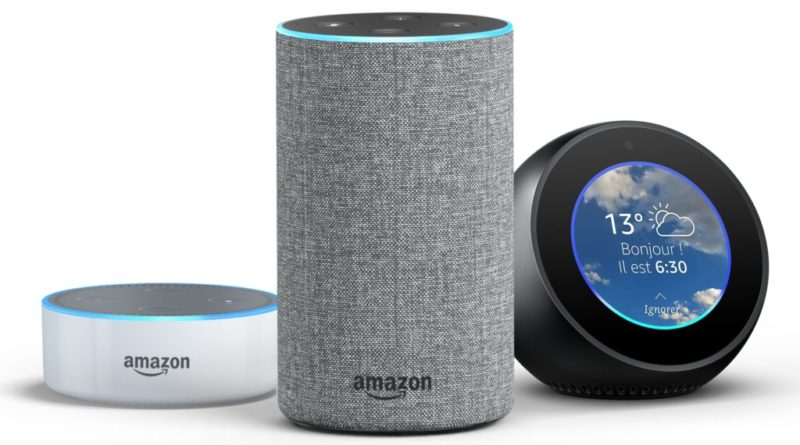 amazon dot echo spot