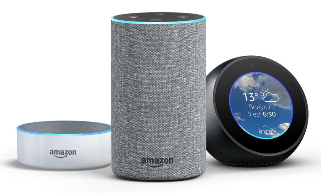 amazon echo et echo dot enfin disponible blog habitat. Black Bedroom Furniture Sets. Home Design Ideas
