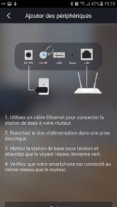 Foscam E1 App 2 169x300 - Test de la caméra IP Foscam E1 sans fils