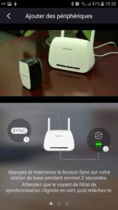 Foscam E1 App 5 169x300 - Test de la caméra IP Foscam E1 sans fils