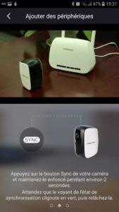 Foscam E1 App 6 169x300 - Test de la caméra IP Foscam E1 sans fils