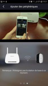 Foscam E1 App 7 169x300 - Test de la caméra IP Foscam E1 sans fils