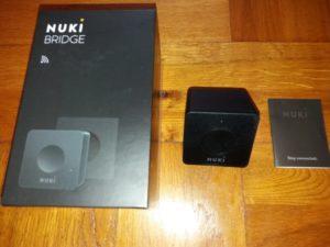 Nuki Bridge Compo