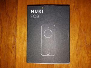 Nuki Fob 1
