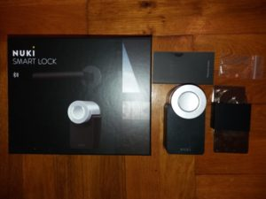 Nuki Smart Lock Compo