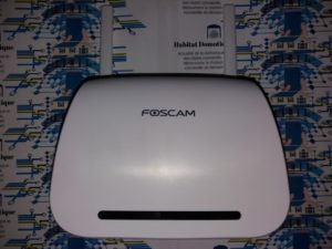 caméra IP Foscam E1 BS2