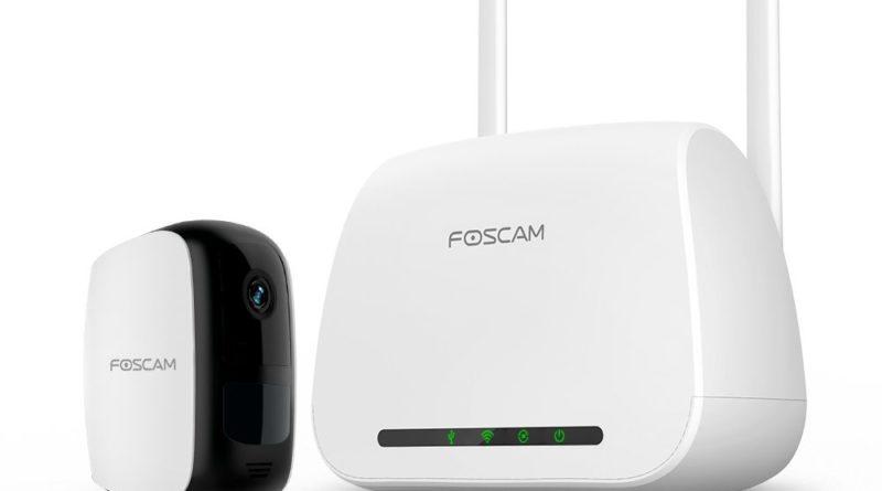 caméra IP sans fil Foscam E1