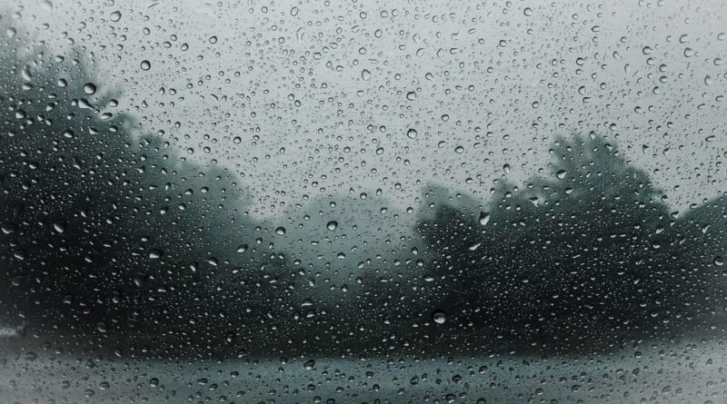 Alerte pluie Jeedom météo