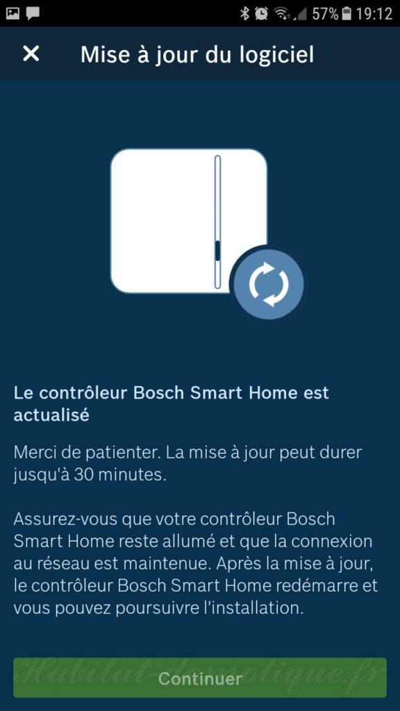 Bosch Smart Home install 32