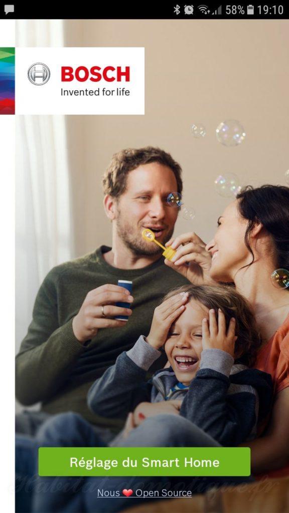 Bosch Smart Home install 40
