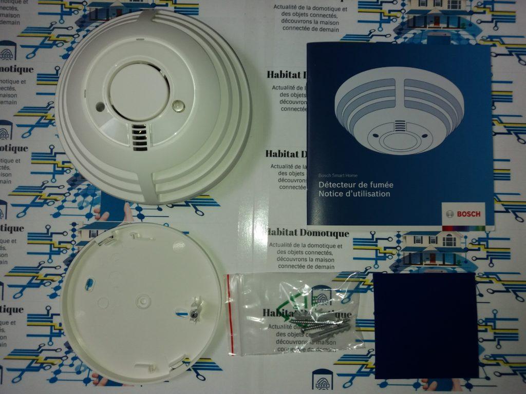 Détecteur de fumée Bosh pres 3 1024x768 - Détecteur de fumée connecté Bosch Smart Home
