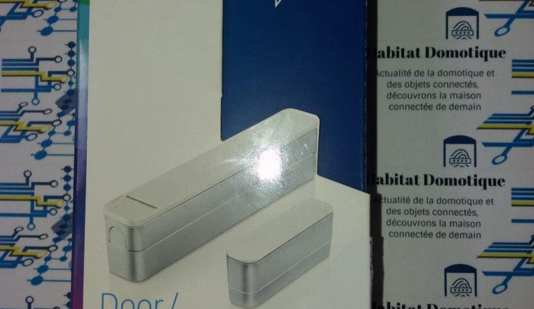 Détecteur d'ouverture connecté Bosch Smart Home
