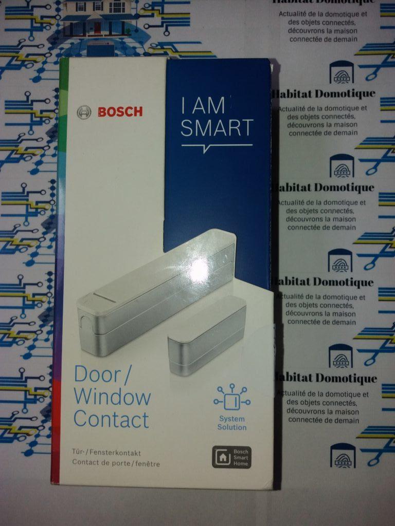 détecteur d'ouverture connecté bosch smart home - blog habitat domotique