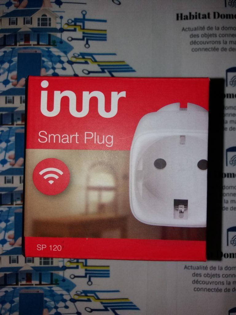 Innr SP120 pres 4 e1536868621479 768x1024 - Prise connectée SP120 de Innr