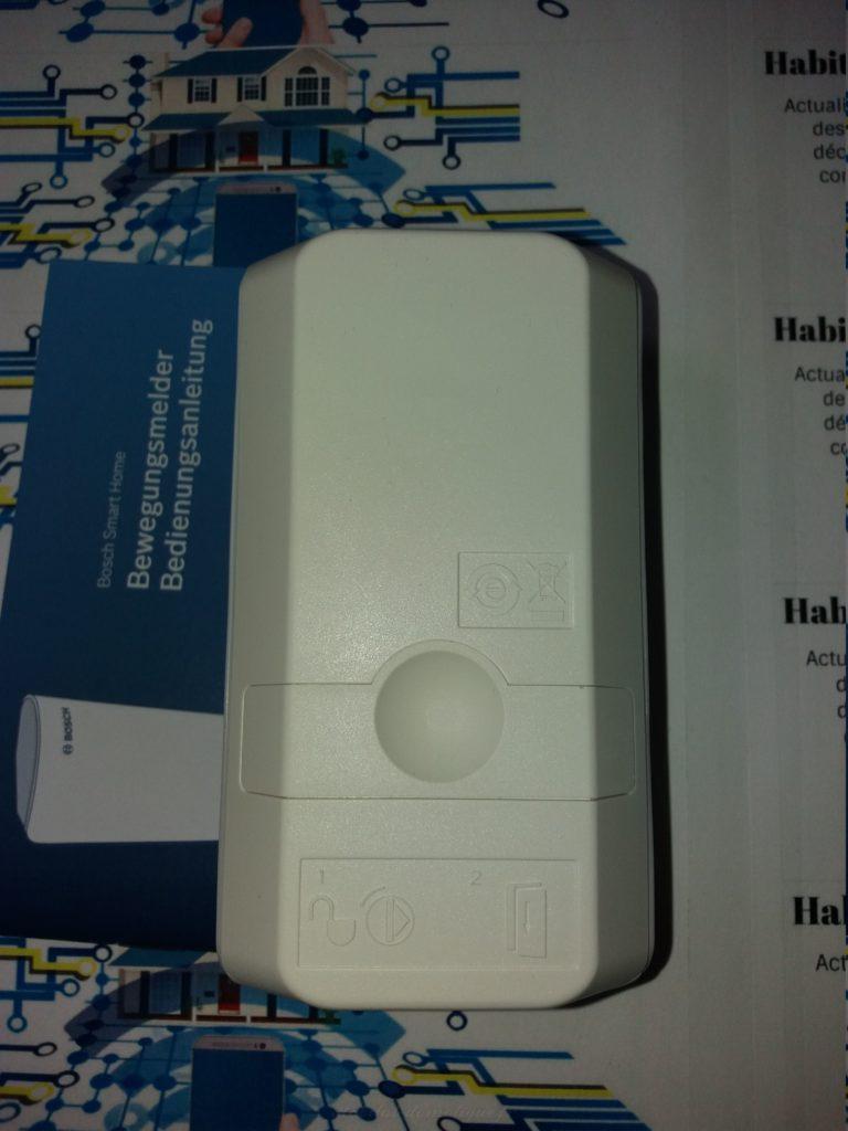 détecteur de mouvement Bosch pres 05