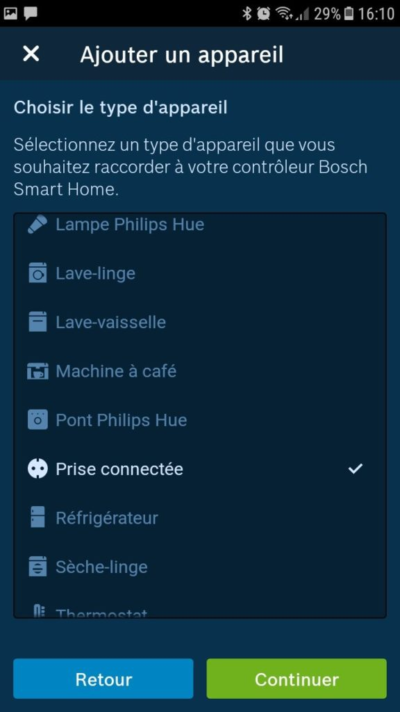 prise connectée Bosch install 01