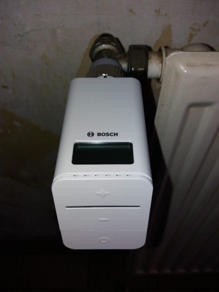 thermostat de radiateur Bosch pres 01