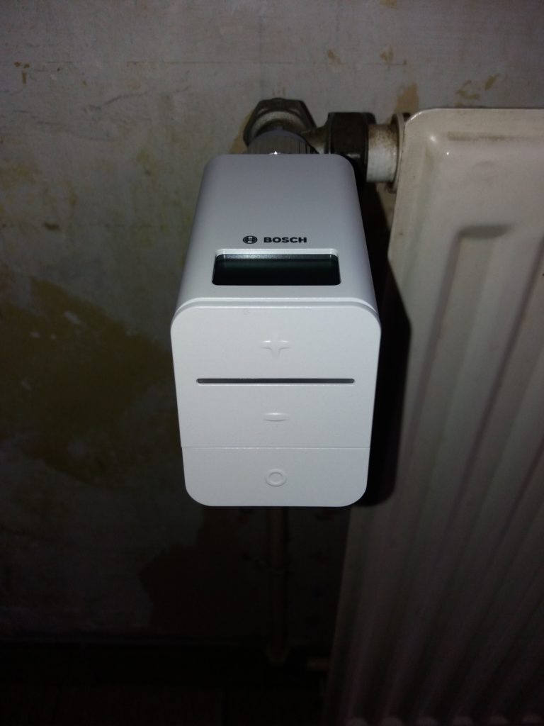 thermostat de radiateur Bosch pres 04